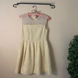 Zara Woman Dainty Midi Dress
